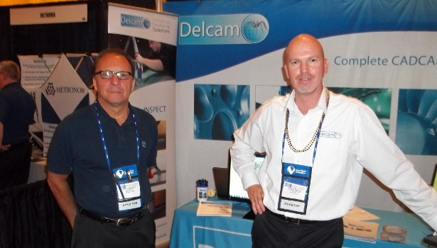 chris salamone, gordon maxwell, delcam