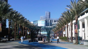 anaheim convention center California