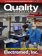 Quality March 2021 cover
