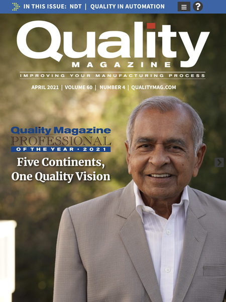 Quality April 2021 cover