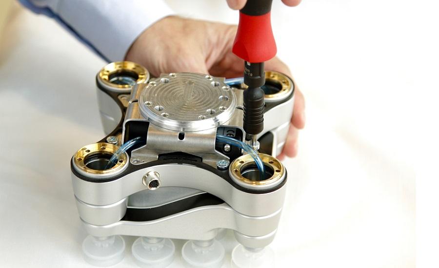 Danish Robot Equipment Company Onrobot Acquires Purple Robotics