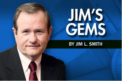 Jim L. Smith Headshot Jim's Gems