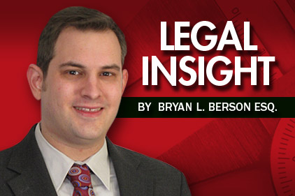 Bryan Berson Legal Insight