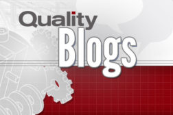 Quality Magazine Blog