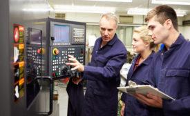 bigstock Engineer Teaching Apprentices