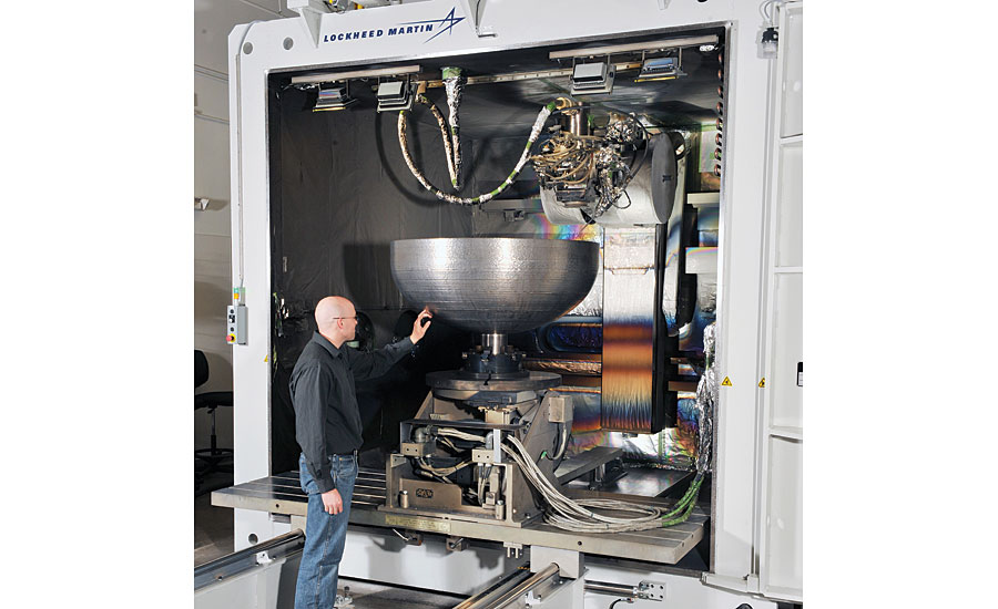 Sciaky, Inc. Closed-loop Electron Beam Additive Manufacturing systems