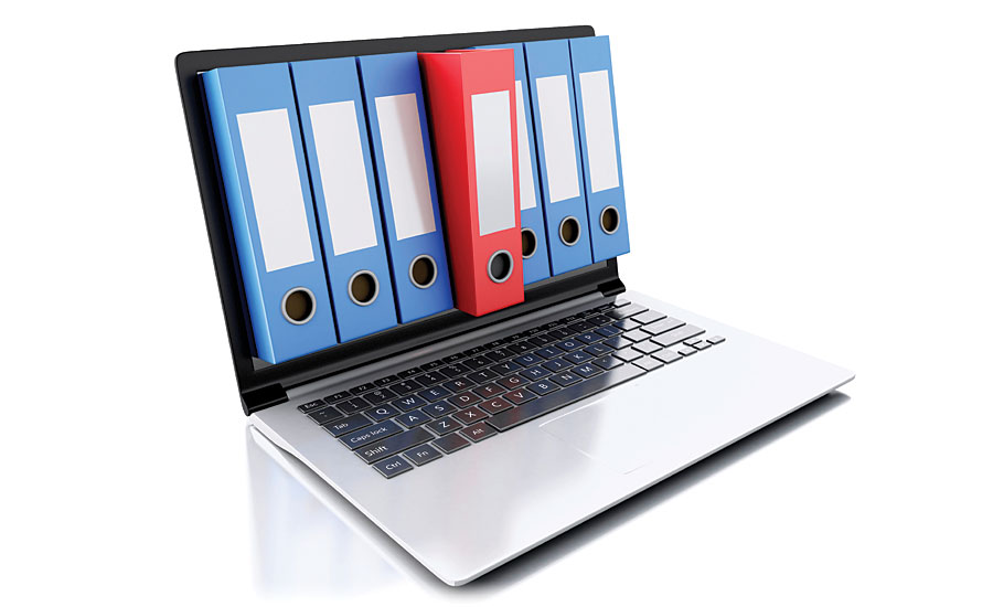Technology Management Image: 7 Ways Technology Can Streamline Your Document Control