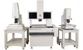 Micro-Vu Corporation Metrology software
