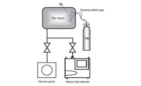 Helium Leak Detection