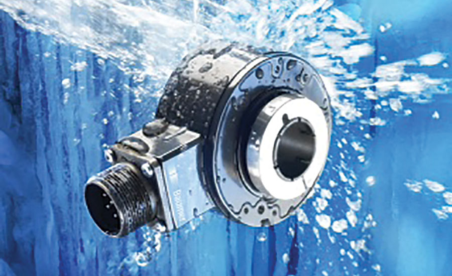 Rotary Encoders by Baumer Ltd.