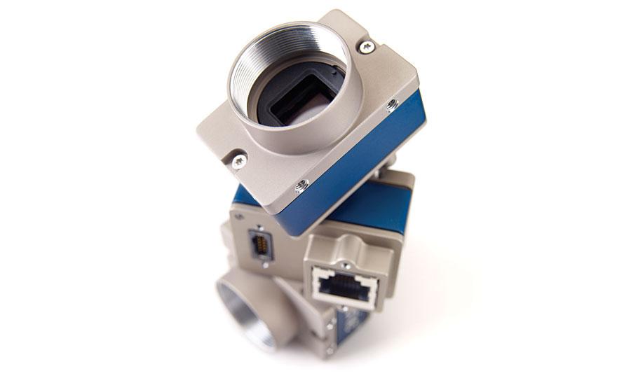 machine cameras
