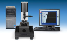 Microhardness test and inspection