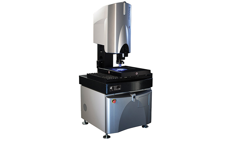 View ultra-high performance metrology system