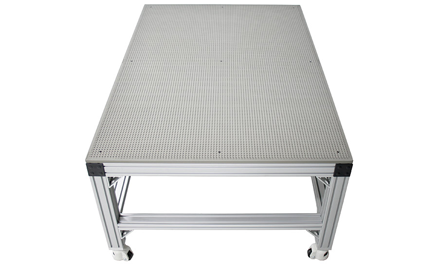 R&R Fixturing table