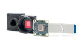 Board level cameras for embedded vision applications. Source: Basler