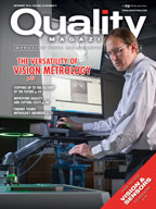 September 2016 Quality Magazine