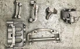 Figure 1: Typical ductile iron automotive castings