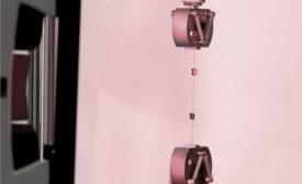 Nitinol wire in pneumatic grips