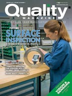 Quality Magazine January 2017
