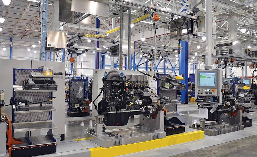 PACCAR Engine Company has continued to expand since its launch in 2010. Source: PACCAR