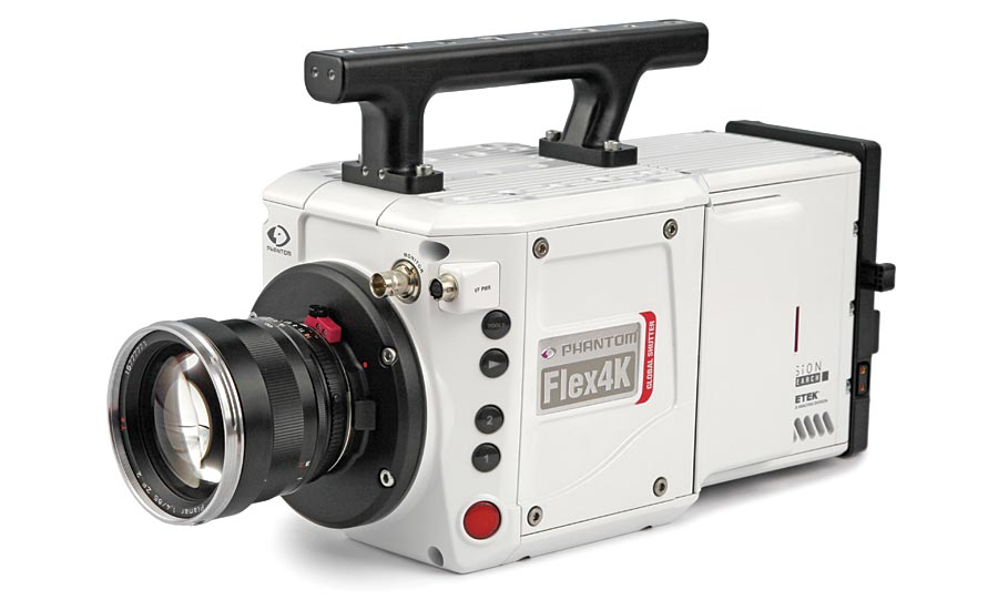 Vision Research Global 4K High-Speed Camera