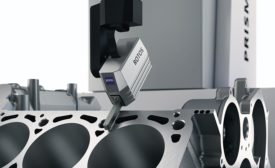 Roughness and waviness inspected on a CMM. Source: ZEISS