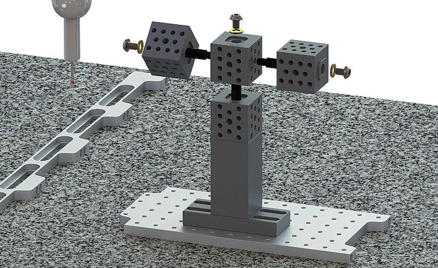 Phillips Modular Fixture Tower