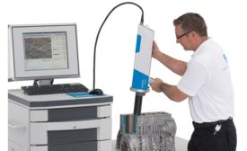 Jenoptik Hommel-Etamic Toposcan Measuring System
