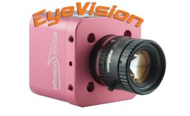 EyeVision Support for Photonfocus 3D camera