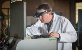 XRF coating thickness measurement