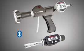 L.S. Starrett Bluetooth-Enabled Electronic Digital Bore Gages