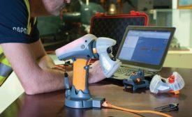 Noncontact laser measurement