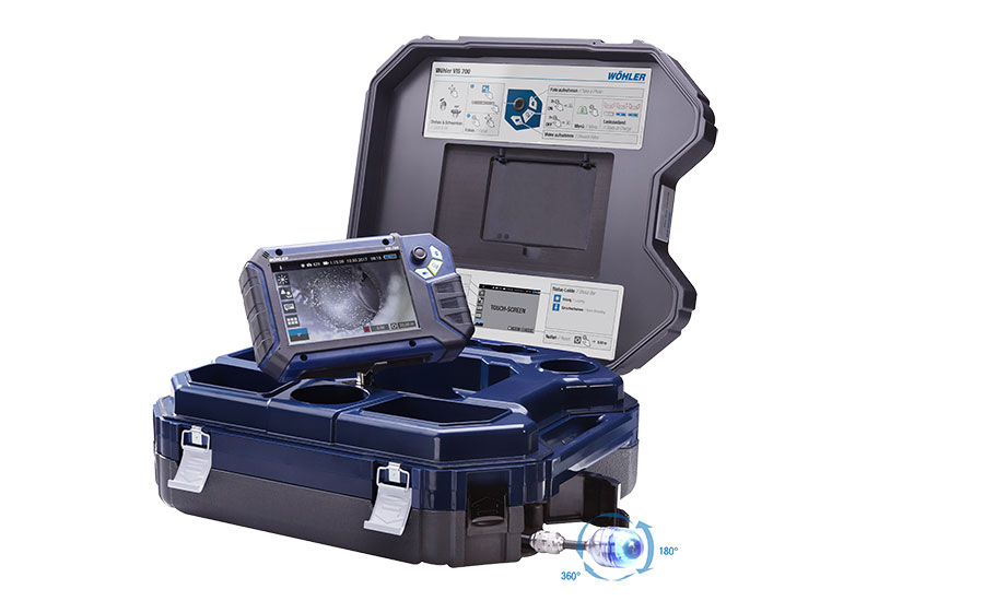 High definition inspection system from Wohler.