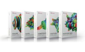 Volume Graphics Software Suite V3.2