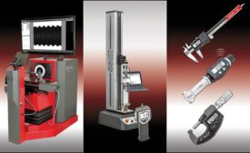 Measurement and video systems from L.S. Starrett.