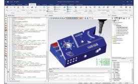 CMM software from LK Metrology.
