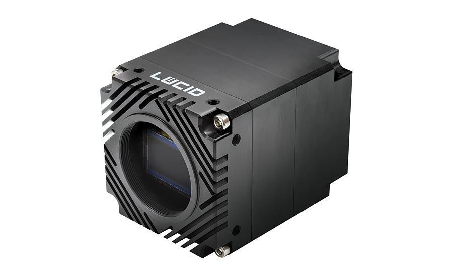 New industrial cameras from LUCIC Vision Labs, Inc.