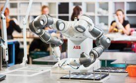 dual-arm YuMi robot