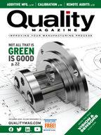 Quality December 2020 cover