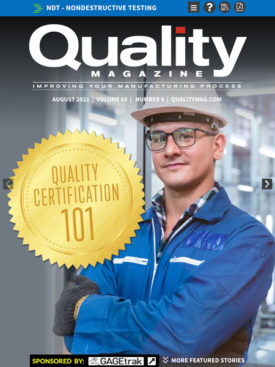 QTY August 2021 Cover