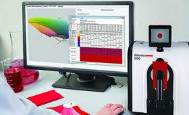 Datacolor 800 spectrophotometer