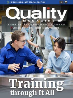 Quality Magazine June 2021 Issue