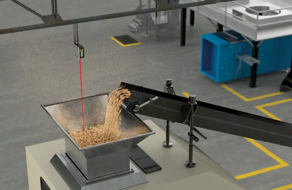 conveyor weighing
