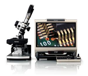 Keyence Vhx Digital Microscope 2014 04 01 Quality Magazine