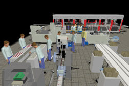 simulation software manufacturing process