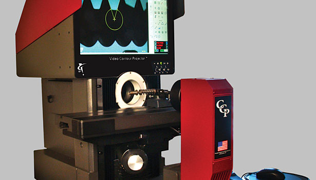 video comparator measurement machine ccv