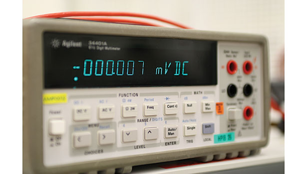 Electrical Measuring Equipments : Calibration of measuring equipment quality