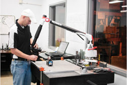 laser scanning rochester metal products