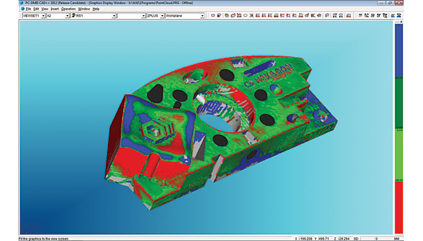 laser scanning rochester metal products 3d model