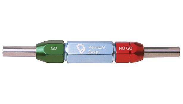 NoGo GoGo Acrylic Pin